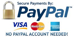 Secure Payments Accepted